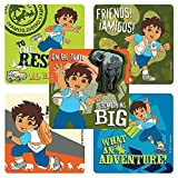 Go-Diego-Go-Dora-the-Explorer-Stickers-75-Per-Pack