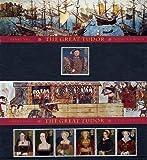 Briefmarken 1997 Henry VIII - The-Great-Tudor-Motiv, in Geschenkverpackung