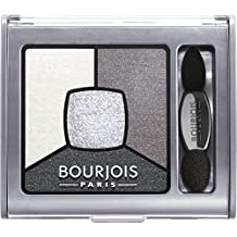 Bourjois - Smoky stories eyeshadow, sombras de ojos, tono grey and night