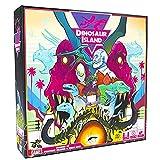 Image for board game Pandasaurus PAN201703 Dinosaur Island Board Games, Multi-Colored