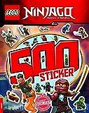 LEGO NINJAGO 500 Sticker Band 2: Rätsel-Stickerbuch