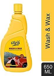 Sepia Wash N Wax (650ml)