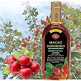 Aceite de Rosa Mosqueta 100% puro Virgen Extra 350ml (ISO 9001:2008)