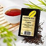 Rauf Tee - schwarzer Tee-Ceylon OP entkoffeiniert