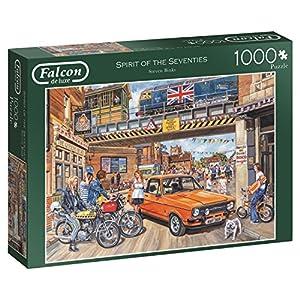 Jumbo - Spirit of the Seventies Puzzle de 1000 piezas (11207.0)