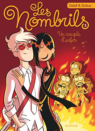 Les Nombrils - tome 5 - Un couple d'enfer par Dubuc