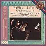 Mozart: Klaviersonate für 4 Hände KV 448 / Schubert: Fantasia