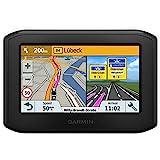 Garmin zumo 346 - GPS Moto - 4.3 pouces - Cartes Europe de l'Ouest 24 pays - Cartes, Trafic, Zones de Danger à Vie…