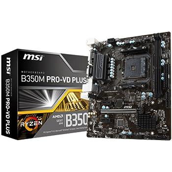 MSI 7B38-004R A-Serie Motherboard schwarz