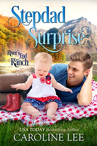 Stepdad Surprise (River's End Ranch Book 53) (English Edition) (Ranch Holiday)