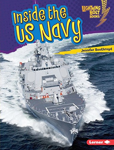 Inside the US Navy (Lightning Bolt Books ® — US Armed Forces) Descargar ebooks PDF