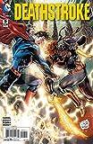 Deathstroke #9 ((DC Comics)) 1st Printing ((August 2015)) Regular Tony S Daniel Cover