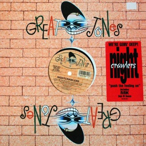 Push the feeling on (Ext. Mix, 1992, US) [Vinyl Single]