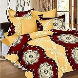 Modish Multicolor 100% Cotton Double Bed...