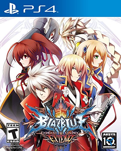 BlazBlue: Chrono Phantasma Extend [Importación USA]