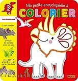 Ma petite encyclopédie à colorier - Les dinosaures - Dès 3 ans