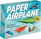 Paper Airplane Fold-a-Day 2018 Calendar