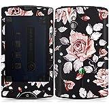 Sony Ericsson Xperia Mini Pro Folie Skin Sticker aus Vinyl-Folie Aufkleber Rosen Blumen Muster