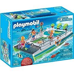Playmobil - Barco Vistas Fondo Marino con Motor Submarino (9233)