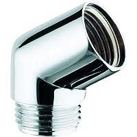 lunghezza 200/mm/ Raccordo conico dichtend per /Ø 18/mm registrazione /3//4 tecuro S della bocca per parete rubinetto cromato