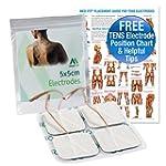 Med-Fit 1 � Tens pads,4 electrodes in...