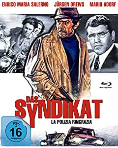 Das Syndikat - Limited Collector's Edition (+ 2 DVDs) [Blu-ray]