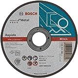 Bosch 2 608 603 396  - Disco de corte recto Expert for Metal - Rapido - AS 60 T BF, 125 mm, 1,0 mm (pack de 1)