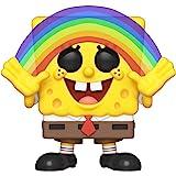 Funko - Pop! Spongebob Squarepants S3: Spongebob (Rainbow) Figura De Vinil , Multicolor (39552)