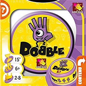Dobble Card Game from Asmodee Editions