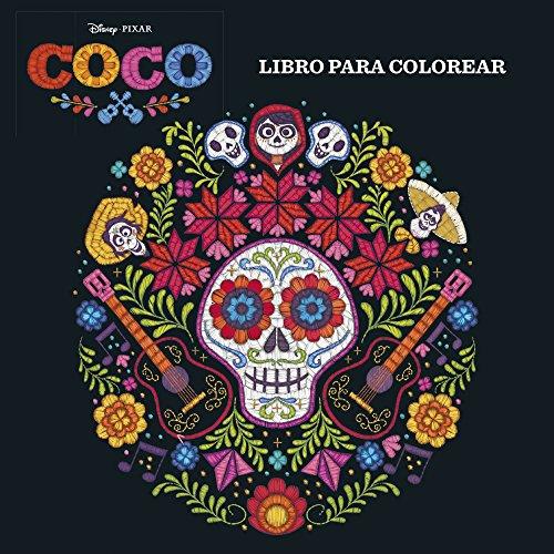 Coco. Libro para colorear (Disney. Coco)