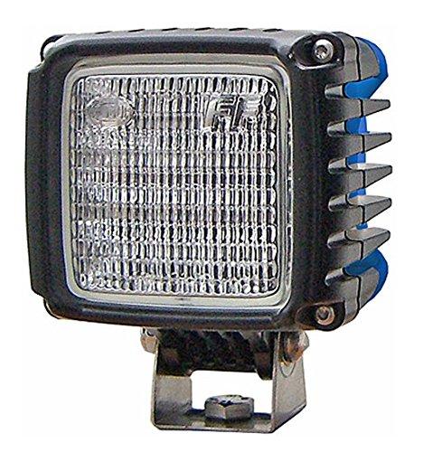 Preisvergleich Produktbild HELLA 1GA 996 192-061 Power Beam 3000, LED Arbeitsscheinwerfer, Nahfeldausleuchtung, 16 LEDs, 3.000 Lumen, stehender Anbau, mattschwarz beschichtetes Aluminiumgehäuse, 12V/24V