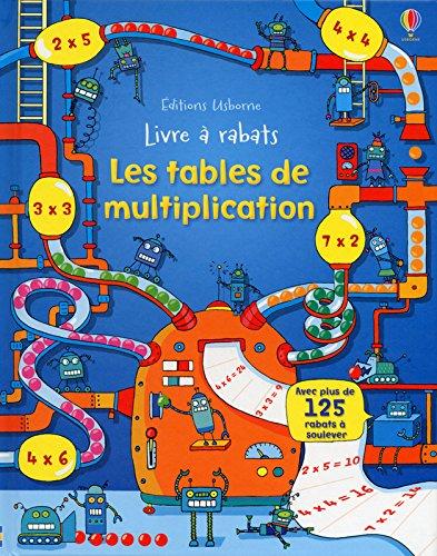 Les tables de multiplication - Livre à rabats par Rosie Dickins