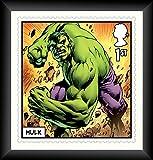 Affiche encadrée Marvel Hulk Gallery