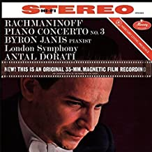 Piano Concerto No.3 [Import anglais]