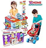 #7: Extrawish Battery Operated Super Market Set With Shopping Basket See available choices Battery Operated Super Market Set With Shopping Basket