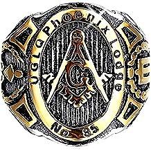 Inception Pro Infinite Uglqmsnnr - Anillo - Hombre - Maestro masón - Masonic Lodge