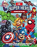 Superhero Coloring Book for Kids 3-5 : Great Coloring & Activity Dot to Dot Book Super Heroes. Connect The Dots Book For Kids, Girls, Boys