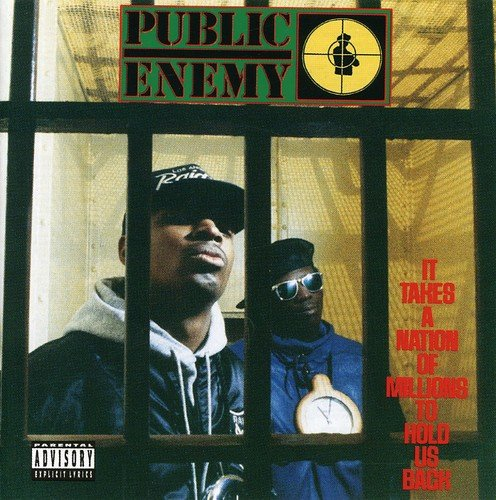 Public Enemy: It Takes a Nation of Millions (Audio CD)