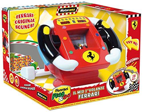 Pilotina primo volante ferrari - Juguetes para el infancia para niños MAC DUE