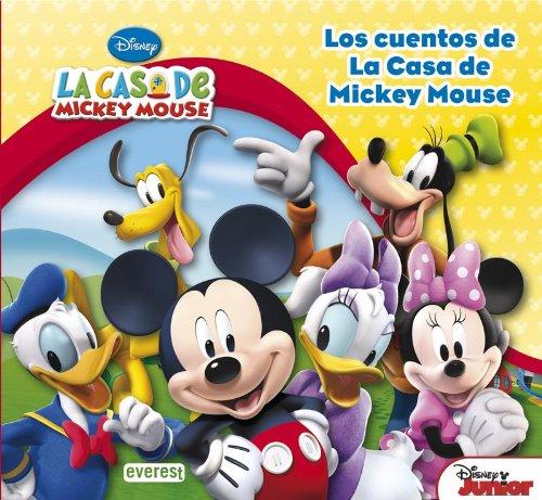 Pack Los Cuentos De La Casa De Mickey Mouse (Libros de regalo)
