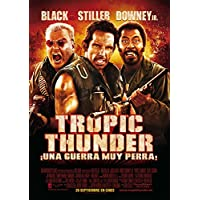 Tropic Thunder: ¡Una Guerra Muy Perra! *** Europe Zone ***