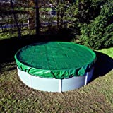 PE Pool-Abdeckplane Rund für Pool 3,50 bis 3,60m