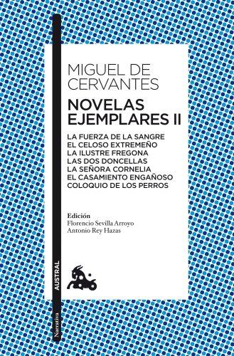 Novelas ejemplares II (Narrativa)
