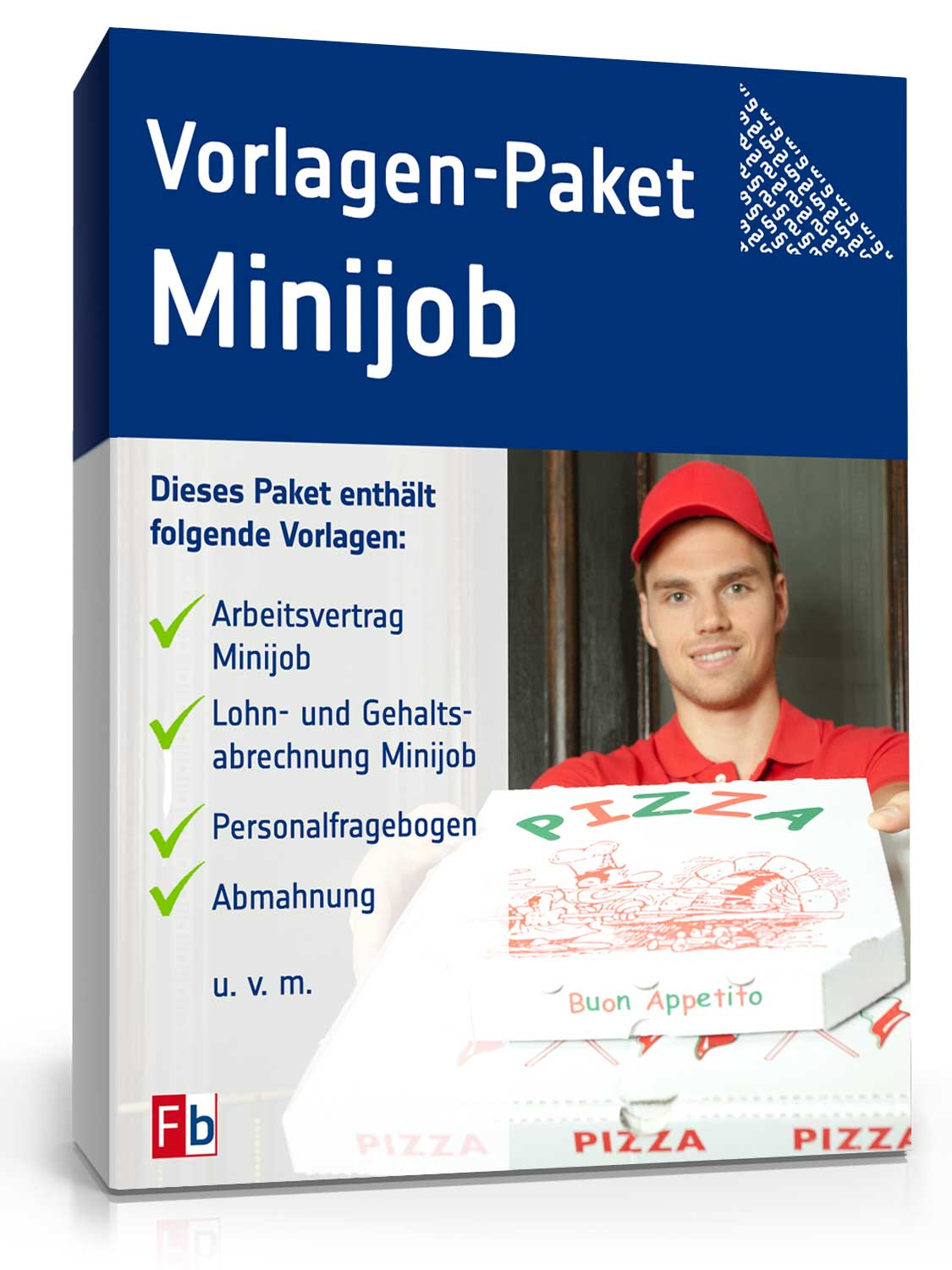 Vorlagen-Paket Minijob 2017 [Zip Ordner] [Download]