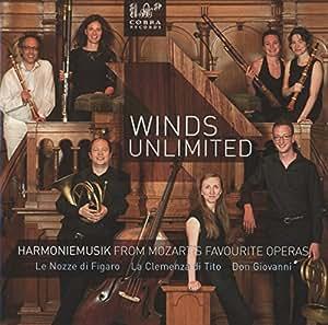 Harmoniemusik from Mozart S Favourite Operas