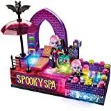 Lite Brix Moonlight Monsters Spooky Spa