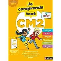 Je comprends tout CM2 - Tout en un (cours + exercices) pour réviser tout le programme du CM2 dans toutes les matières