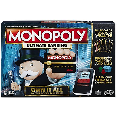 Monopoly Spiel: Ultimate Banking Edition