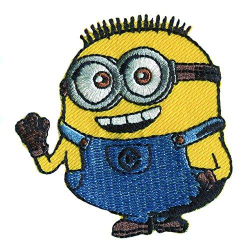 Despicable Me - Minions - Bob - Aufnäher Patch Aufbügler Bügelbild Bob Patch