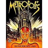 Wee Blue Coo LTD Vintage Film Movie Metropolis 1927 Sci Fi